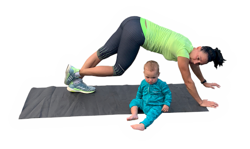 fitness with your baby